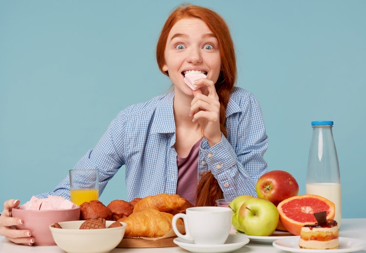 How to Stop Overeating and Binge Eating and Stick to Your Choice of Diet